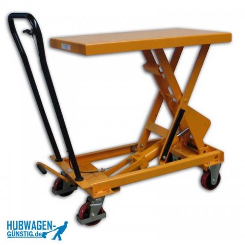 Hubtischwagen 500kg